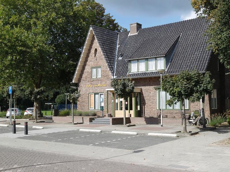 Wijkraad Sint Jozef zet zich in voor Hofke 2.0